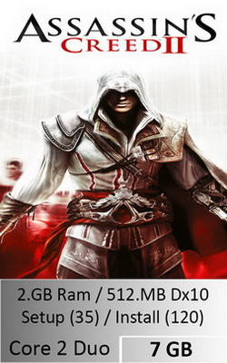 Assassins Creed 2  [ 7 GB ]